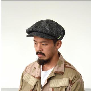 アーバンリサーチ(URBAN RESEARCH)のボコデコ bocodeco キャスケット 帽子 カシラ系 新品(キャスケット)