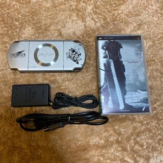 プレイステーションポータブル(PlayStation Portable)のクライシスコア FF7 10th anniversary(携帯用ゲーム機本体)