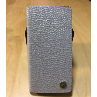 ユナイテッドアローズ(UNITED ARROWS)のユナイテッドアローズ購入 GNUOYP 手帳型iPhoneケース7/8(iPhoneケース)