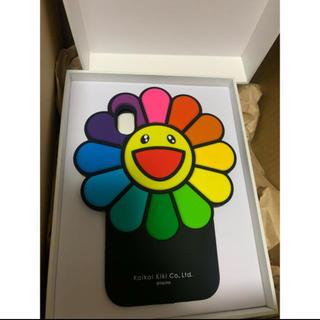 Flower Silicon Case(Size:XR)