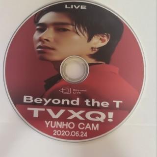トウホウシンキ(東方神起)の東方神起BeyondLIVE DVDユノCAM(K-POP/アジア)