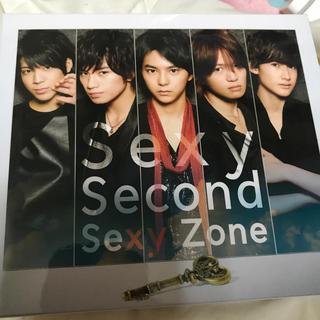 セクシー ゾーン(Sexy Zone)のsexyzone second(アイドルグッズ)
