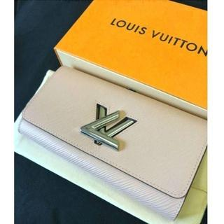 LOUIS VUITTON - LOUIS VUITTON ルイヴィトン エピ ポルトフォイユ・ツイスト 長財布