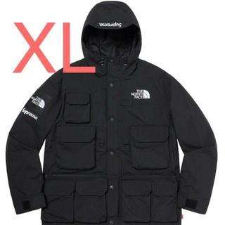 Supreme - 送込 XL Supreme TNF Cargo Jacket 黒 ブラック