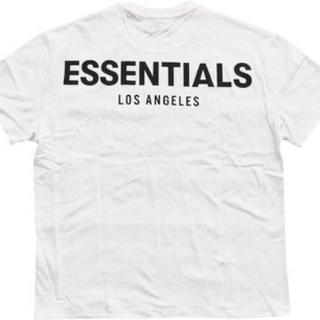 フィアオブゴッド(FEAR OF GOD)のFOG Essentials エッセンシャルズ 3M ロゴ Tシャツ L(Tシャツ/カットソー(半袖/袖なし))