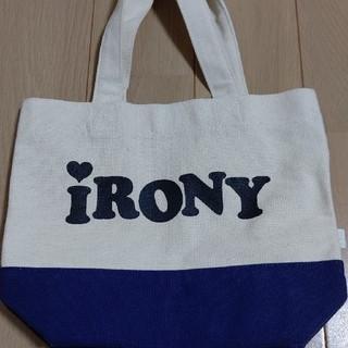 アイロニー(IRONY)のアイロニーironyトートバッグ(トートバッグ)