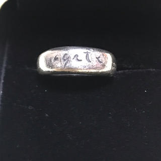 アガット(agete)のagete リング シルバー925  silver925(リング(指輪))