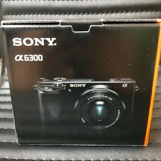 ソニー(SONY)のSONY レンズ交換式デジタルカメラ α6300 ILCE-6300L (デジタル一眼)