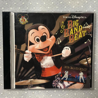 ディズニーCD・BIG BAND BEAT