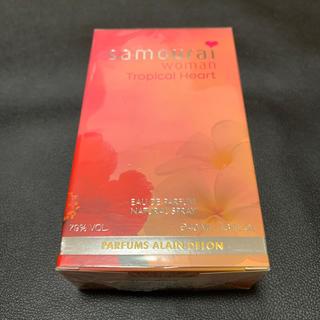 サムライ(SAMOURAI)のサムライウーマン トロピカルハート 40ml   香水(香水(女性用))