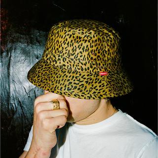 シュプリーム(Supreme)の未開封 L  Supreme Barbour Crusher Leopard(ハット)