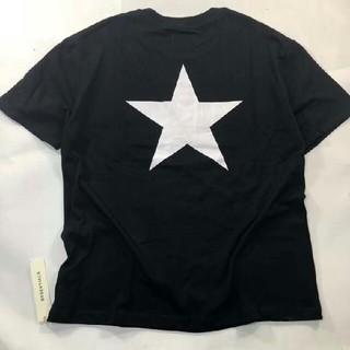 フィアオブゴッド(FEAR OF GOD)のFOG ESSENTIALS  tee Black Tシャツ(Tシャツ/カットソー(半袖/袖なし))