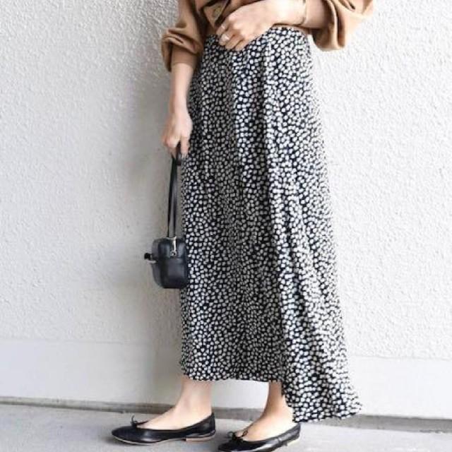SHIPS(シップス)のSHIPS レオパードフレアスカート レディースのスカート(ロングスカート)の商品写真