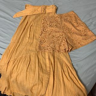 Lily Brown - ロングスカート&ショートパンツ