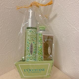 L'OCCITANE - L'OCCITANEヴァーベナセット