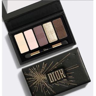 Dior - Dior ディオール  クリスマスコフレ アイシャドウ 新品未使用 プレゼント