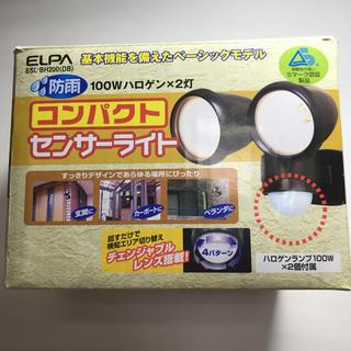 エルパ(ELPA)のセンサーライト ELPA ESL-BH200(DB)(その他)