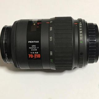 PENTAX - PENTAX-F ZOOM 70-210 1:4.5-5.6