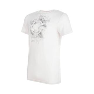 マムート(Mammut)のMAMMUT マムート 半袖Tシャツ アルナスカ メンズL 新品 ホワイト(Tシャツ/カットソー(半袖/袖なし))