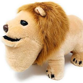 シャクレルプラネット ライオン BIG(ぬいぐるみ)