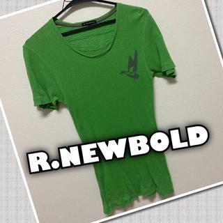 アールニューボールド(R.NEWBOLD)の送料込 R.NEWBOLD Tシャツ(Tシャツ/カットソー(半袖/袖なし))