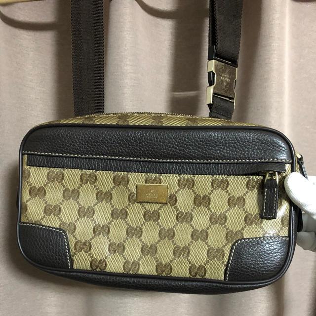 Gucci(グッチ)のGUCCI メンズのバッグ(ボディーバッグ)の商品写真