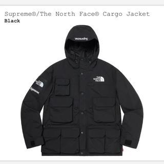 シュプリーム(Supreme)のSupreme/The North Face Cargo Jacket 黒M(マウンテンパーカー)