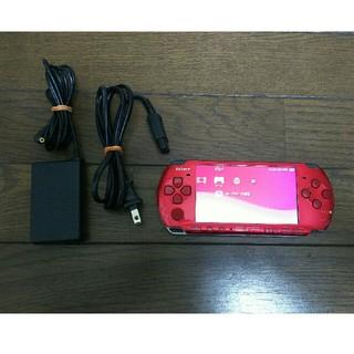 プレイステーションポータブル(PlayStation Portable)のPSP本体 3000(携帯用ゲーム機本体)