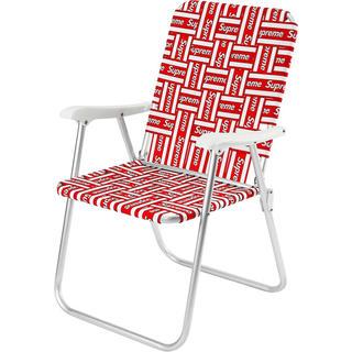 シュプリーム(Supreme)のsupreme lawn chair 椅子 シュプリーム (折り畳みイス)