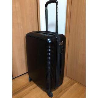 エース(ace.)のACE スーツケース 黒 Mサイズ 日本製(トラベルバッグ/スーツケース)