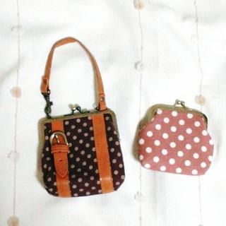【新品】ポーチ & お財布❤