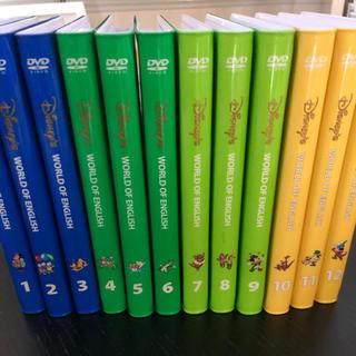 ディズニー(Disney)のストレートプレイ 12こ まとめ売り ケースのみ(CD/DVD収納)