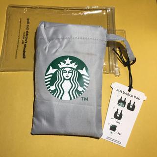 スターバックスコーヒー(Starbucks Coffee)の【海外限定入手困難!】スターバックス★エコバッグ訳あり新品(エコバッグ)