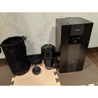オリンパス(OLYMPUS)のうにやま様専用 OLYMPUS 40-150mm F2.8 PRO テレコン付き(レンズ(ズーム))