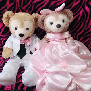 ディズニー(Disney)のダッフィーシェリーメイ結婚式用コスチューム(その他)
