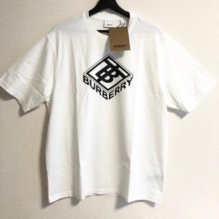 BURBERRY - 新品 100%本物 BURBERRY ロゴ Tシャツ バーバリー