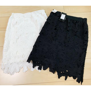Avail - Avail♡花レーススカート♡2カラーset