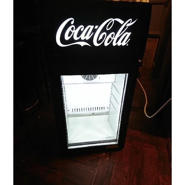 送料込み!コカ・コーラ 冷蔵庫  ショーケース スマホ/家電/カメラの生活家電(冷蔵庫)の商品写真