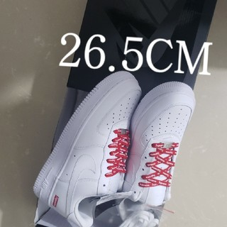 ナイキ(NIKE)の26.5cm   supreme/ Nike air force 1 low(スニーカー)