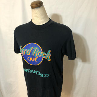 アンビル(Anvil)の90s ハードロックカフェ  Tシャツ USA古着 アンビル(Tシャツ(半袖/袖なし))
