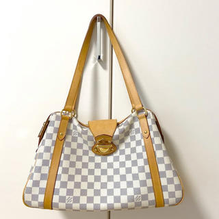LOUIS VUITTON - ヴィトン ストレーザPM  アズール N42220  トート バッグ 正規品