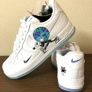 """NIKE -  Nike Air Force 1 """"Earth Day"""" 26cm"""