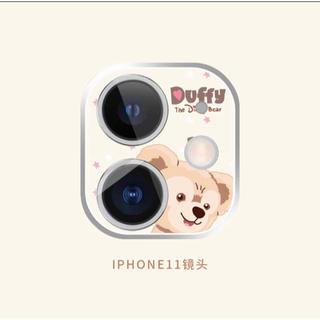 ダッフィー  iphone11  レンズ保護フィルム ディズニー