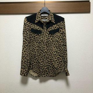 JOHN LAWRENCE SULLIVAN - JOHN LAWRENCE SULLIVAN leopard shirt