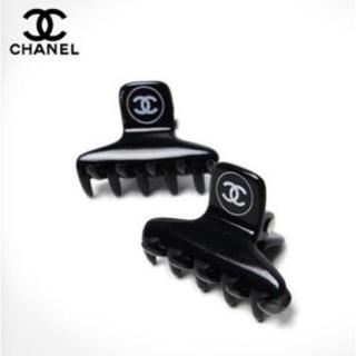 CHANEL - CHANEL シャネル クリップ ノベルティ髪留め2個セット