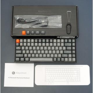Keychron K2 メカニカルキーボード Mac対応