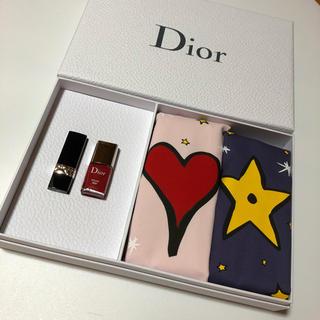 Dior - ディオール  誕生日 プレゼント ノベルティ