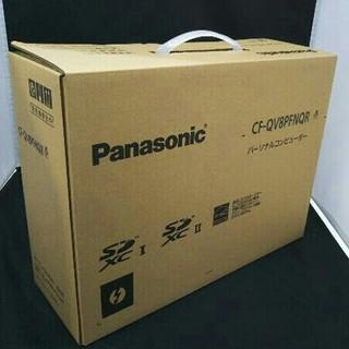 パナソニック(Panasonic)の【未開封】パナソニック CF-QV8PFNQR Let's note QV8(ノートPC)