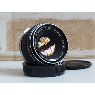 オリンパス(OLYMPUS)のkyon様専用OLYMPUS ZUIKO AUTO-S 50mm F1.8(レンズ(単焦点))