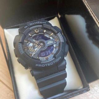 ジーショック(G-SHOCK)のカシオ GSHOCK Gショック 腕時計 ブラック!(腕時計(デジタル))
